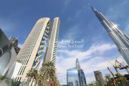 2 Bedroom Flat for Sale in Downtown Dubai, Dubai - Luxurious 2 Bedroom Apartment in Burj Vista 1 at Downtown
