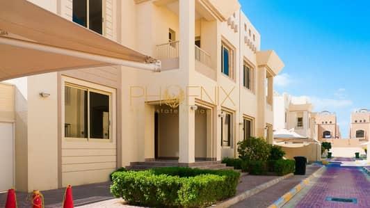 5 Bedroom Villa for Rent in Between Two Bridges (Bain Al Jessrain), Abu Dhabi - Private Pool