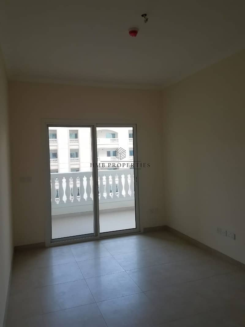 SPACIOUS BRAND NEW STUDIO IN PLAZA RESIDENCE JVC