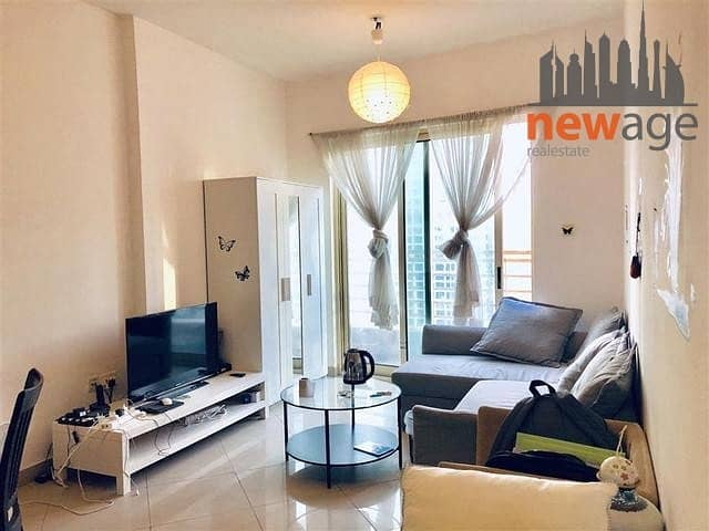 2 FURNISHED 1BED IN ICON2 WITH BALCONY