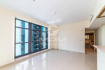 فلیٹ 1 غرفة نوم للايجار في وسط مدينة دبي، دبي - Spacious bright One bedroom  in Claren for Rent