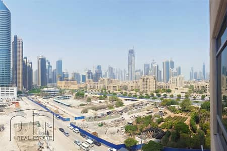 1 Bedroom Flat for Sale in Downtown Dubai, Dubai - Vacant - Square Layout  | Old Town View