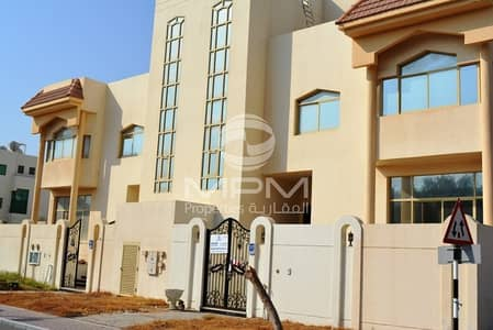 6 Bedroom Villa for Rent in Al Muroor, Abu Dhabi - Spaciouse Neat & Clean 6 Bedrooms Villa