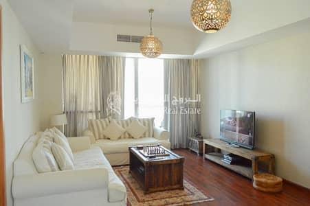 2 Bedroom Apartment for Rent in Dubai Marina, Dubai - Stunningly Furnished 2 Bedroom in the Waves at Dubai Marina