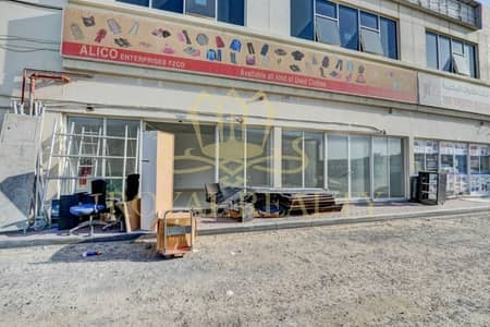Shop for Rent in Jebel Ali, Dubai - Bright & Spacious - Semi Fitted - Vacant