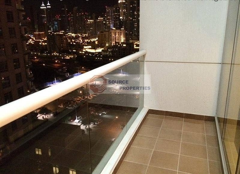 10 1 Studio Apartment Fully Furnished  in Burj Al Nujoom Downtown