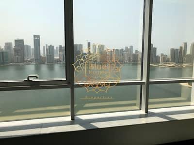 مکتب  للايجار في كورنيش البحيرة ، الشارقة - Spacious Office space in Buhaira Cornich