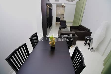 1 Bedroom Flat for Rent in Jumeirah Village Triangle (JVT), Dubai - Brand New 1 Bedroom in Plazzo Residence at JVT Near Mall