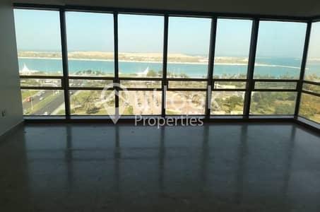 4 Bedroom Flat for Rent in Sheikh Khalifa Bin Zayed Street, Abu Dhabi - GOOD DEAL! 4BHK+4BATH+SEA and CITY view!