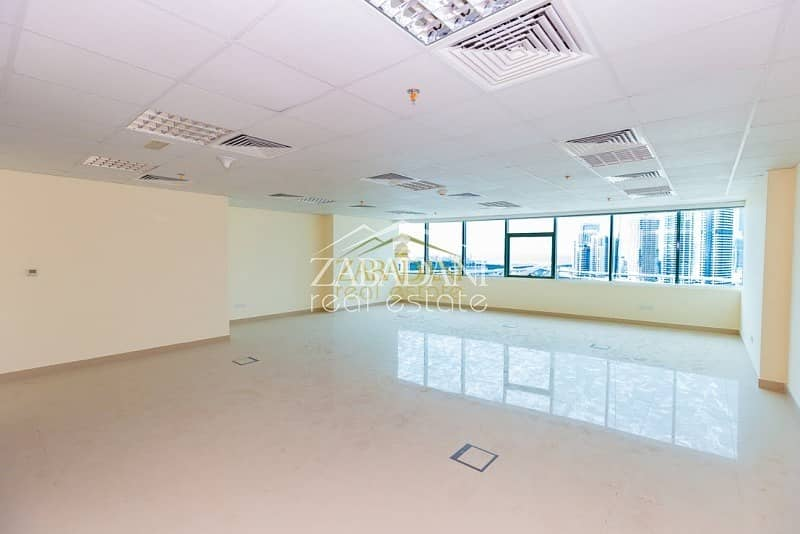 Vacant Full floor With 8 Individual Fitted Offices in JLT