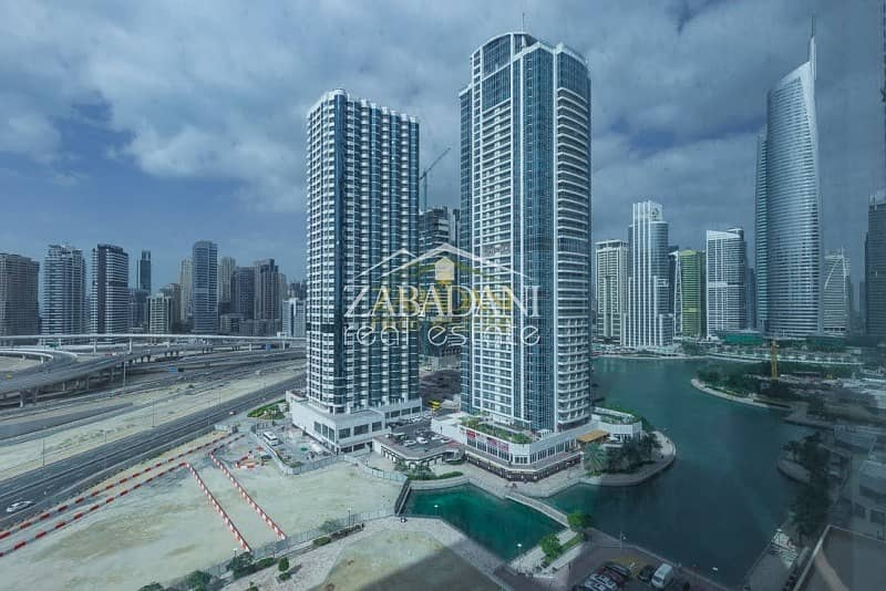 17 Vacant Full floor With 8 Individual Fitted Offices in JLT