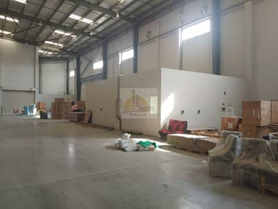 Warehouse for Rent in Al Jurf, Ajman - 80000 sq ft brand new warehouse in Ajaman Near China Mall