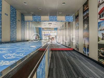 Shop for Rent in Bur Dubai, Dubai - Spacious Shop Direct to Owner near to Metro Station