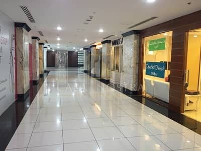 Shop for Rent in Barsha Heights (Tecom), Dubai - Prime Location! Ready to Move Retail Space |I-Rise Tower