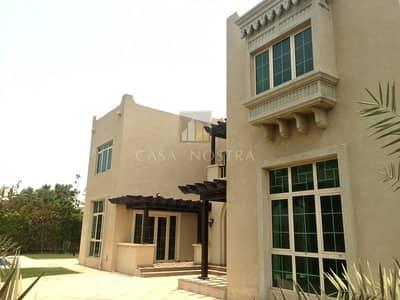 فیلا 5 غرف نوم للبيع في جزر جميرا، دبي - Stunning 5BR Lake View Vacant on Transfer
