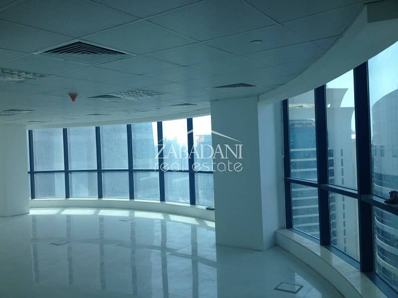 Higher Fitted floor in X3- JLT rented with good ROI