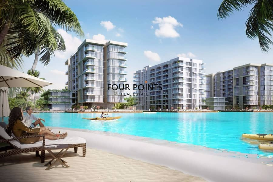 12 Residences in Crystal Lagoons - District One | MBR City