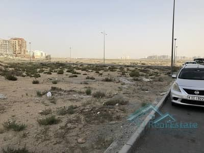 Mixed Use Land for Sale in Al Warsan, Dubai - Conner Plot | Residential G+3| IC Phase3