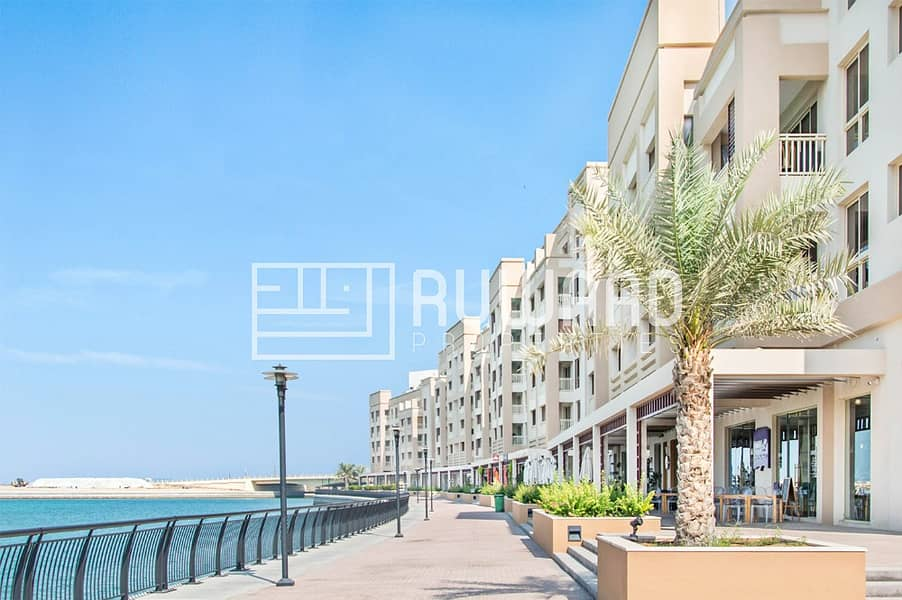 Big Studio for Sale in Mina Al Arab, RAK