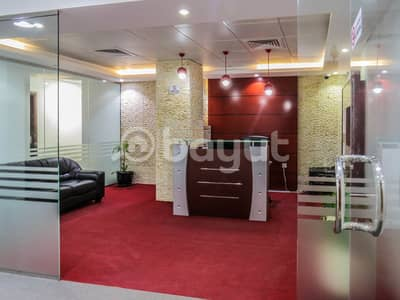 Office for Rent in Al Garhoud, Dubai - Amazing Offer! Direct to Landlord Office Space