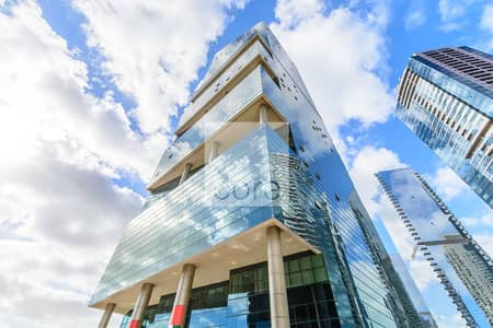 Office for Rent in Jumeirah Lake Towers (JLT), Dubai - Shell and core office in Swiss Tower