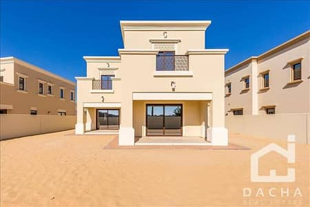 4 Bedroom Villa for Sale in Arabian Ranches 2, Dubai - REAL LISTING! Best priced / Single Row / Large plot