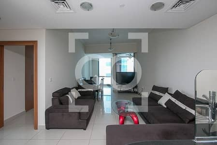 3 Bedroom Apartment for Sale in Dubai Marina, Dubai - Full  Sea View | Fully Furnished | Next to Tram