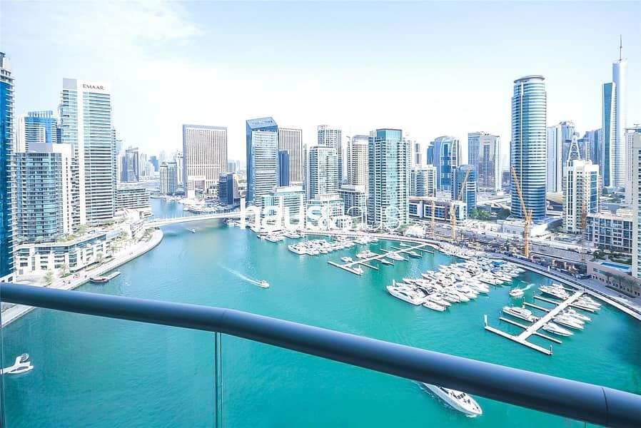 Full Marina views | Vacant | Unfurnished