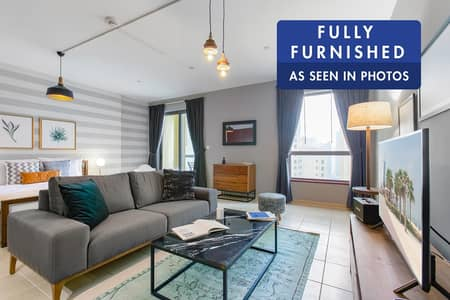 Studio for Rent in Jumeirah Beach Residence (JBR), Dubai - Brand New - Fully Furnished | No Penalty in Cancllation