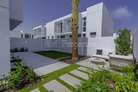 3 Bedroom Townhouse for Rent in Mudon, Dubai - Modern Style | Brand New | Middle Unit |