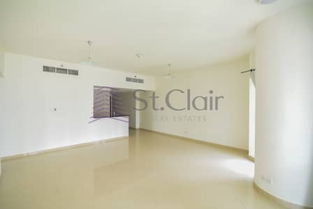 3 Bedroom Apartment for Rent in Jumeirah Heights, Dubai - 3BR in Jumeirah Heights | Community View
