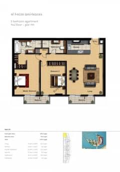 2-Bedroom-Apartment-Plot-210-Type-2A