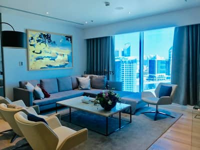 Furnished 1BR | Paramount Towers | Business Bay
