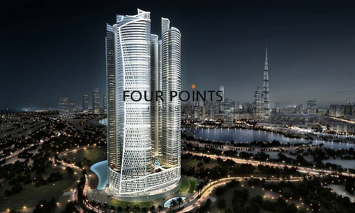 2 Furnished 1BR | Paramount Towers | Business Bay