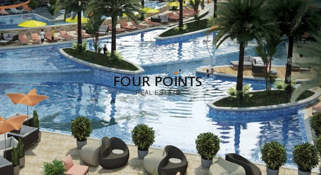 15 Furnished 1BR | Paramount Towers | Business Bay