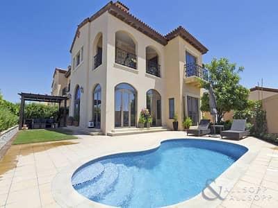 4 Bedroom Villa for Sale in Jumeirah Golf Estate, Dubai - Firestone   Upgraded   Internal Location