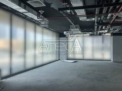 Showroom for Rent in Eastern Road, Abu Dhabi - Brand New Core n Shell Showroom! Big Space in Khalifa Park Area