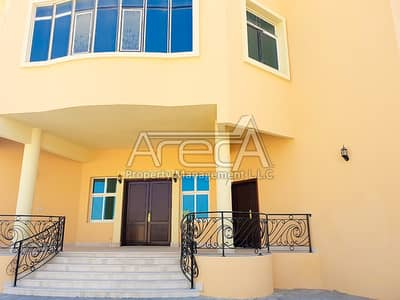 5 Bedroom Villa for Rent in Khalifa City A, Abu Dhabi - Brand New Standalone 5 Master Bed Villa! Khalifa City A