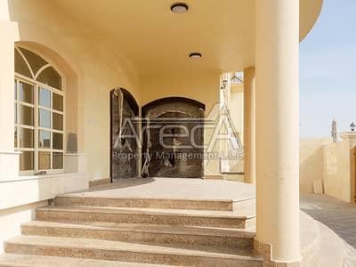6 Bedroom Villa for Rent in Khalifa City A, Abu Dhabi - Supreme 6 Master Bed Villa for Rent in Khalifa City A!