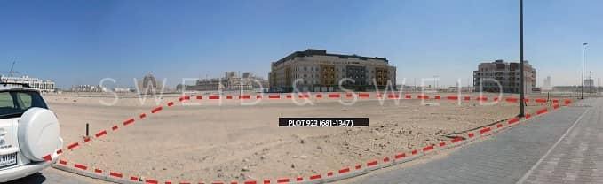 Plot for Sale in Jumeirah Village Circle (JVC), Dubai - JVC Corner Plot / Direct / Motivated Seller