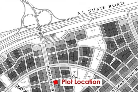 ارض سكنية  للبيع في دائرة قرية جميرا JVC، دبي - JVC Corner Plot / Direct / Motivated Seller