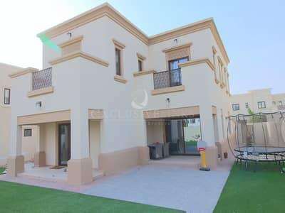 4 Bedroom Villa for Sale in Arabian Ranches 2, Dubai - Single row | Type 1 | Vacant on transfer