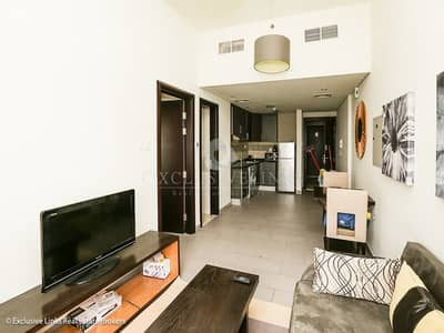 1 Bedroom Flat for Sale in Dubai Sports City, Dubai - Great investment 1 bedroom in The Bridge