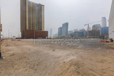 Plot for Sale in Business Bay, Dubai - Mixed Use Plot on Business Bay Promenade