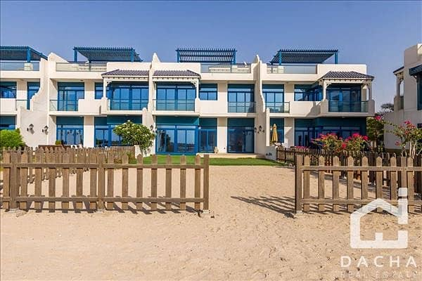 Best Price / 5 Bedroom / Beachfront Villa