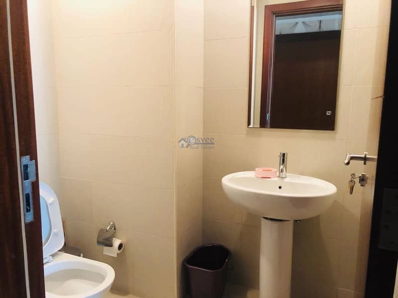 2 Fully Furnished Two Bedroom for rent in Standpoint tower