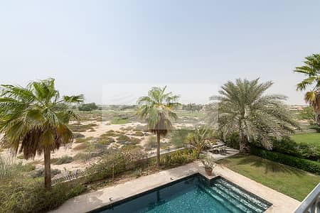 6 Bedroom Villa for Sale in Arabian Ranches, Dubai - EXCLUSIVE Upgraded Full Golf Course View