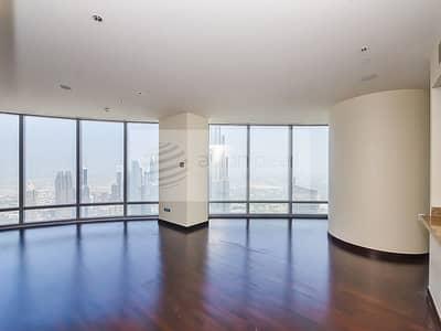 2 Bedroom Flat for Sale in Downtown Dubai, Dubai - 2 BR+Maid+Study | Sea and Fountain Views