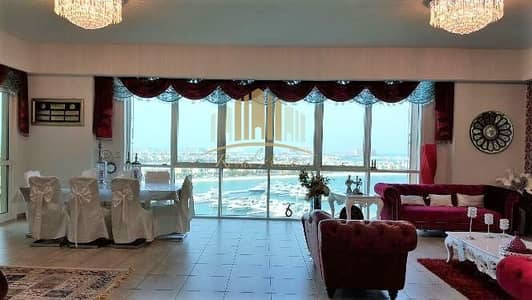 4 Bedroom Apartment for Rent in Palm Jumeirah, Dubai - 4 BR High-End | Sea & Palm Atlantis View