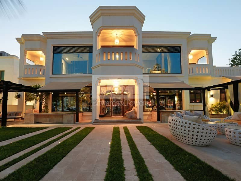 2 Impeccably Upgraded and redesigned villa